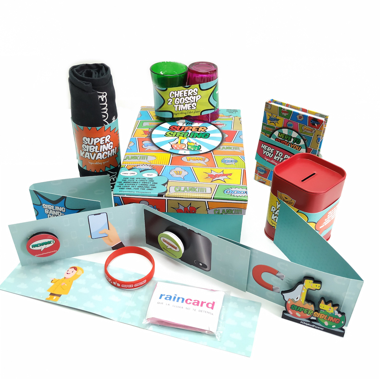 gifts for super siblings